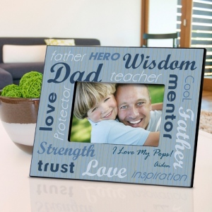 JDS Personalized Dad Frame: All-Star