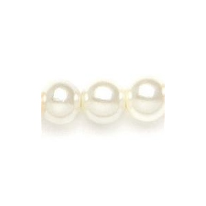 Mariell Crystal & Pearl Bubbles Bridal Bracelet: White/Clear