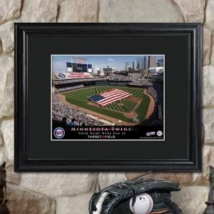 JDS Personalized Major League Baseball Stadium Print