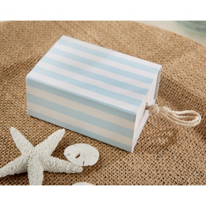 Beach Treasures, Favor Boxes: Set of 24