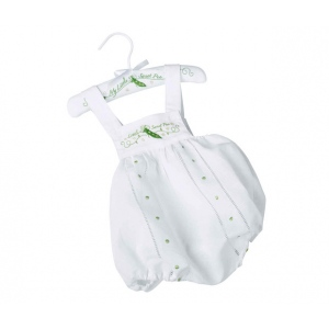 Lillian Rose Sweet Pea Romper (0-6 months)