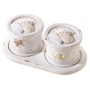 Lillian Rose Little Lamb Tooth & Curl Box