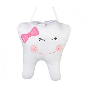 Lillian Rose Tooth Pillow - Pink