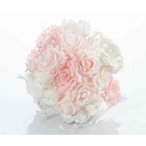 Lillian Rose Chic & Shabby Bouquet-Blush
