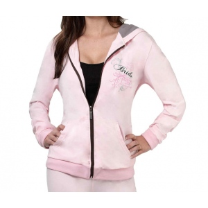 Lillian Rose Bride Jacket Pink: X-Large