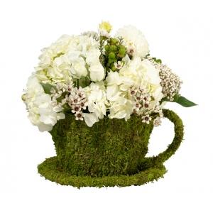 Lillian Rose Moss Teacup