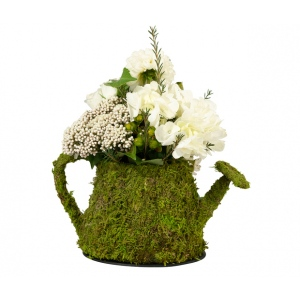 Lillian Rose Moss Watering Can