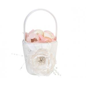Lillian Rose Chic & Shabby Flower Basket