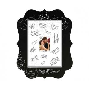 Lillian Rose Chalkboard Signing Frame