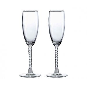 Lillian Rose Set of Toasting Glasses