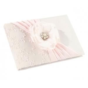 Lillian Rose Blush Pink Guest Book