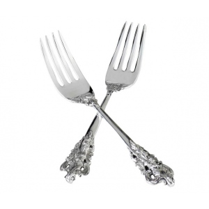 Lillian Rose 2 Silver-plated Forks