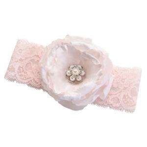 Lillian Rose Blush Pink Garter