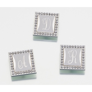Lillian Rose Monogram Clip with Frame - G