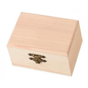 Lillian Rose Pine Ring Bearer Box - Blank