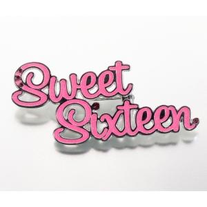 Lillian Rose Sweet Sixteen Pin