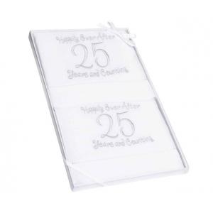 Lillian Rose 25th Anniversary Towels