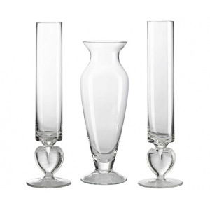 Lillian Rose Unity Vase Set