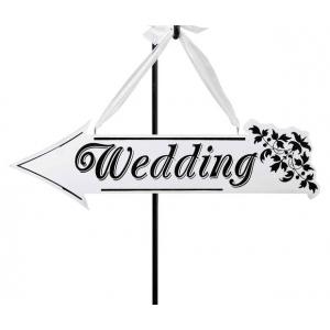 Lillian Rose Wedding Arrow Sign