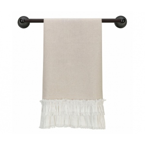 Lillian Rose Tan Kitchen Towel - Blank