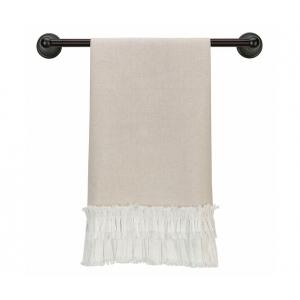 Lillian Rose Tan Kitchen Towel - Blank