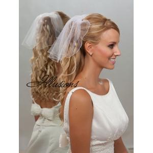 Illusions Bridal Corded Edge Veil 5-101-C