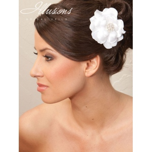 Illusions Bridal Hair Accessories with Pearl 8239