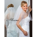Illusions Bridal Cut Edge Veil C1-302-CT