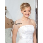Illusions Bridal Cut Edge Veil 7-201-CT