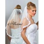 Illusions Bridal Ribbon Edge Veil 7-251-7R
