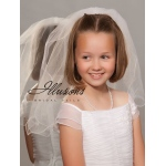 Illusions Bridal Flower Girl and First Communion Veils M-201-F