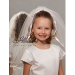 Illusions Bridal Flower Girl and First Communion Veils M-201-3R