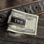 JDS Personalized Money Clip: Millionaire