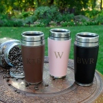 JDS Personalized Executive Travel Tumbler