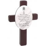 JDS Personalized First Communion Cross