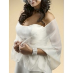 Mariell Best Selling Chiffon Wrap for Proms Or Weddings