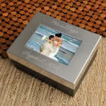 JDS Wholesale Personalized Lasting Memories Keepsake Box