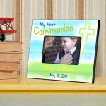 JDS Personalized First Communion Picture Frame