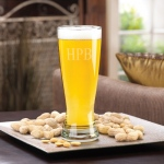 JDS Personalized Beer Glass: Grand Pilsner