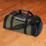 JDS Personalized Duffle Bag: Logan Deluxe