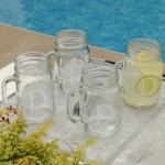 JDS Personalized Classic Jar Glass Set
