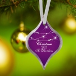 JDS Personalized Christmas Ornaments