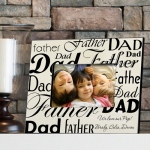 JDS Frame: Dad-Father