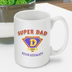 JDS Super Dad Coffee Mug
