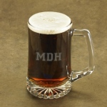 JDS Personalized Mug: Monogram Sports