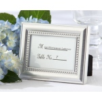 Beautifully Beaded, Photo Frame, Placeholder: As seen in the hit movie 27 Dresses