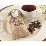 The Perfect Blend Burlap Bag: Set of 12