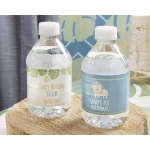 Kate's, King of The Jungle, Personalized Water Labels