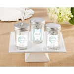 Personalized Mason Jar, Beach Tides: Set of 12