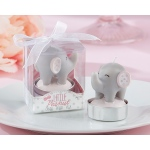 Little Peanut Elephant-Shaped Candle: Set of 4